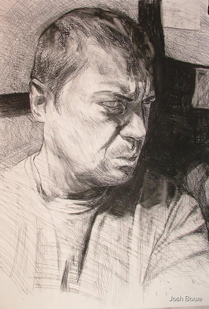 Self Portrait  3 by Josh Bowe