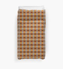 Angry Fish Face #03 Duvet Cover
