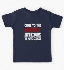 Come To The Merry Side We Have Cookies Kids Clothes