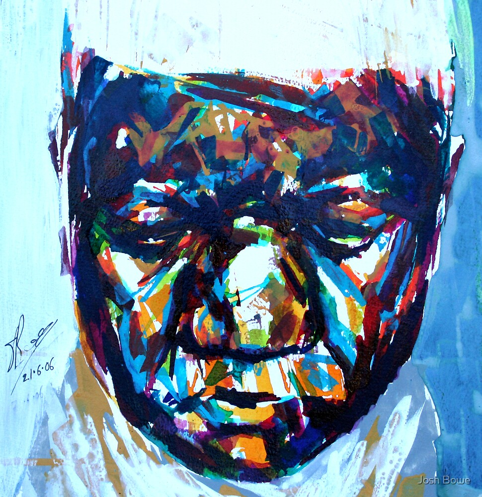 African Ambassador by Josh Bowe
