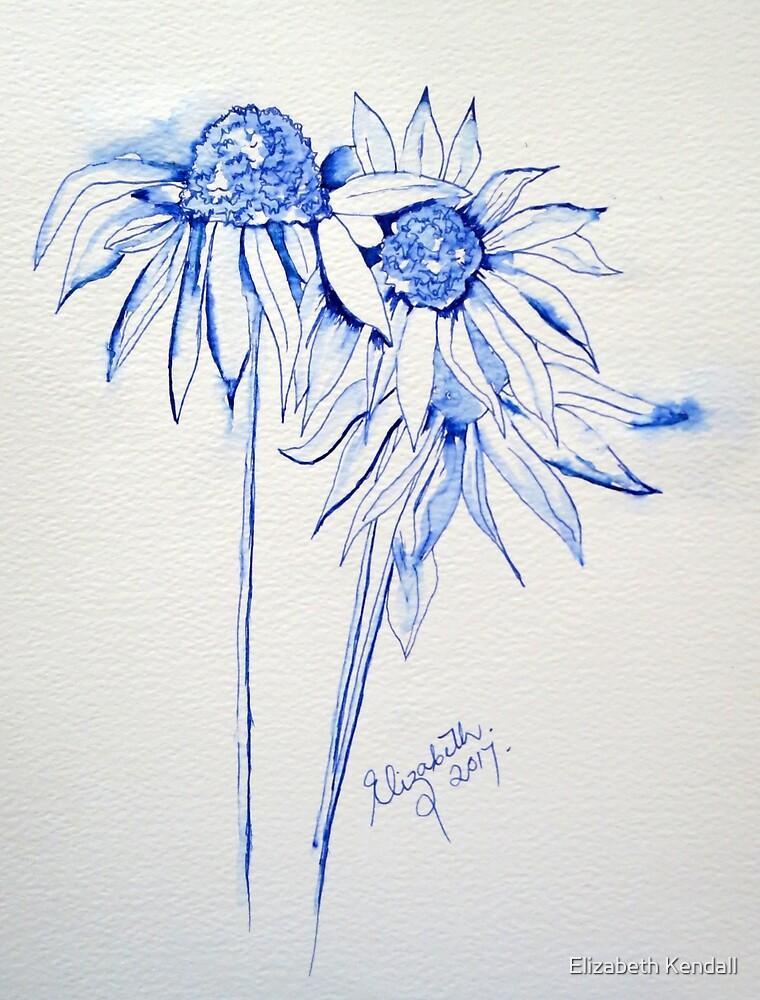 Daisies by Elizabeth Kendall