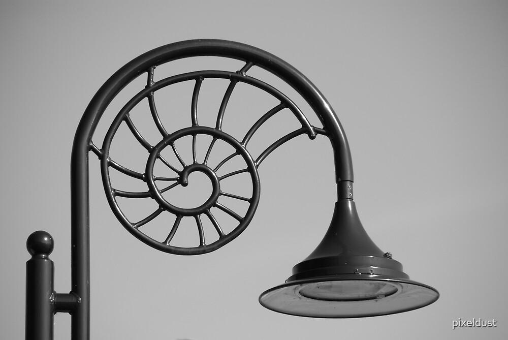 fossel lamp by pixeldust
