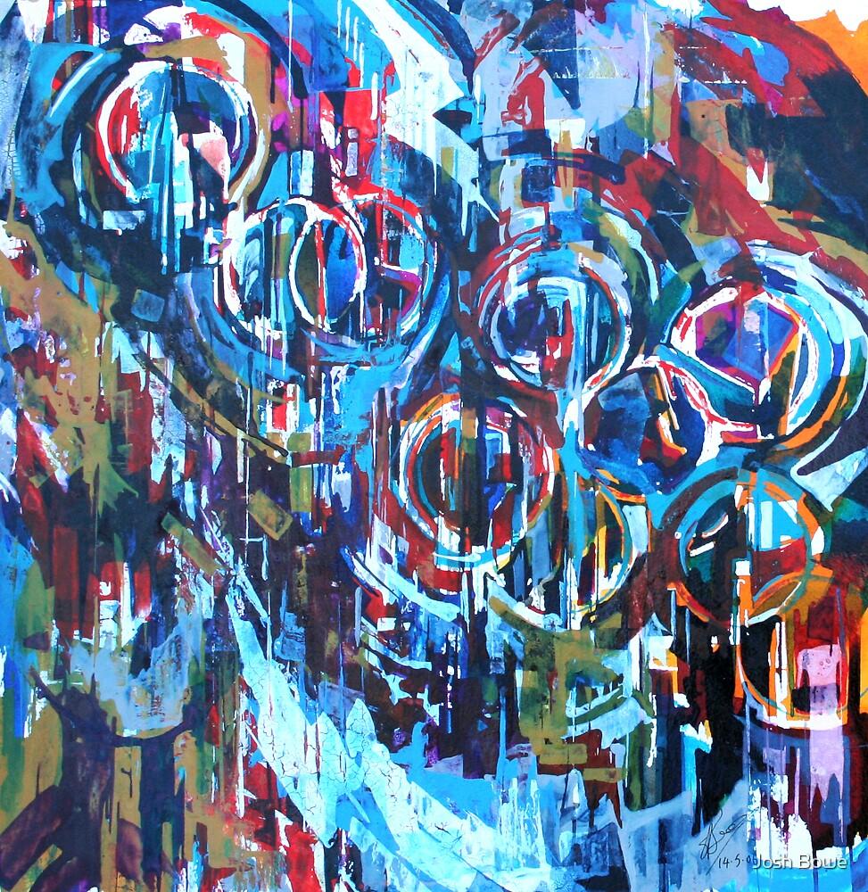 Circles and Squares 2 by Josh Bowe