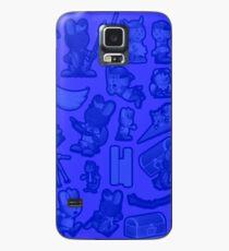 Blue Bunnies Case/Skin for Samsung Galaxy