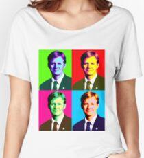 Jan Egeland Pop Art Women's Relaxed Fit T-Shirt