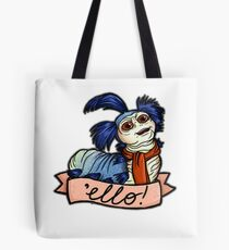 Ello - Labyrinth Worm Tote Bag