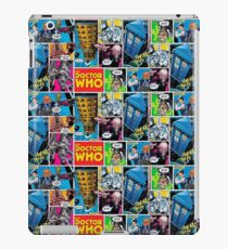 Doctor Who Comic iPad Case/Skin