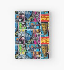 Doctor Who Comic Hardcover Journal