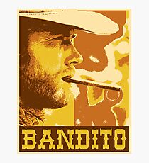 Bandito Photographic Print