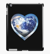 love for the earth iPad Case/Skin