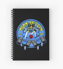 mumm ra's gum Spiral Notebook
