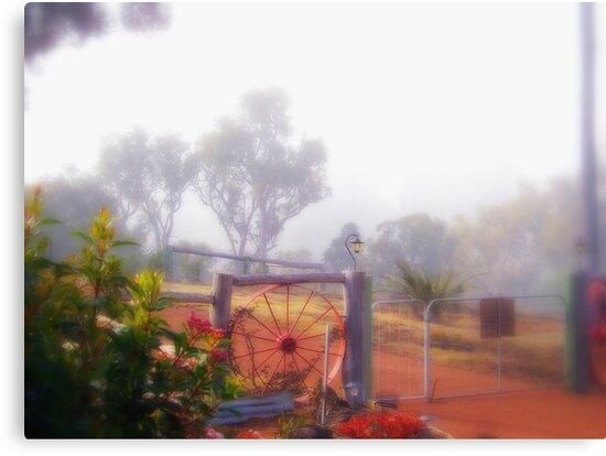 The Gate by Elaine Teague