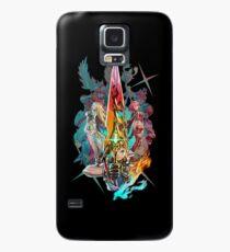 Funda/vinilo para Samsung Galaxy Xenoblade Chronicles ™ 2 - Equipo