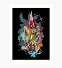 Xenoblade Chronicles™ 2 - Team Art Print