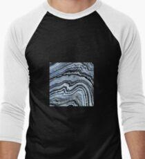 © Metamorphic Rock Men's Baseball ¾ T-Shirt