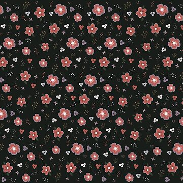 Floral Pattern by cristinadesign