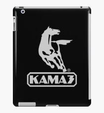 Kama3 white iPad Case/Skin