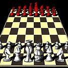 Chess by David Fraser