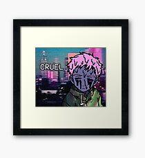cruel flcl Framed Print