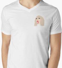 Katya Zamolodchikova  Men's V-Neck T-Shirt