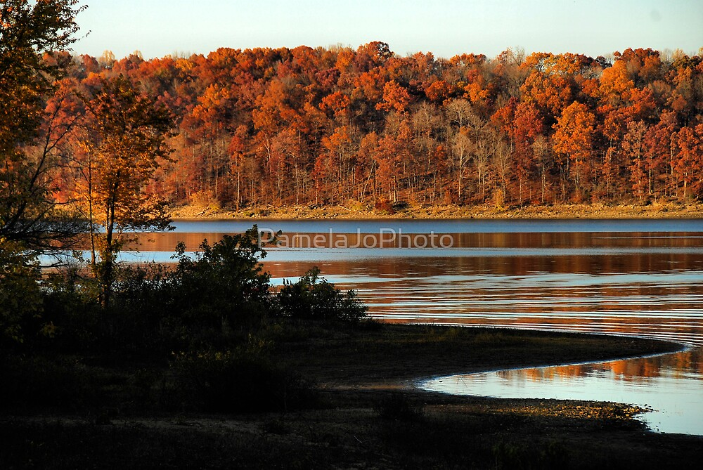 Lake Monroe - Indiana by PamelaJoPhoto