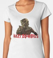 Zombies - WWII Women's Premium T-Shirt