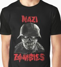 WWII - ZOMBIES  Graphic T-Shirt