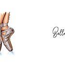 Ballerina by Elza Fouche