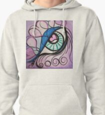 look of love Pullover Hoodie