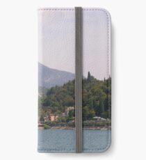 Italy - Lake Garda iPhone Wallet/Case/Skin