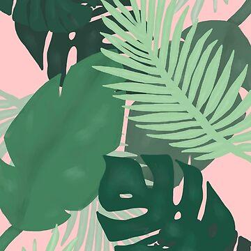 Tropical Leaf 2 by annac99