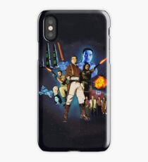 Serenity: The Alliance Strikes Back iPhone Case