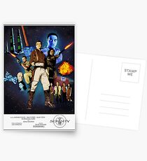 Serenity: The Alliance Strikes Back Postcards