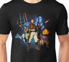 Serenity: The Alliance Strikes Back Unisex T-Shirt