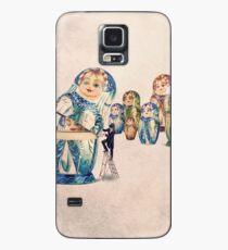 The Matrioshka opener Case/Skin for Samsung Galaxy