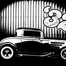 1932 Ford Coupe Hot Rod by HoskingInd