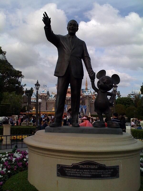 Walt Disney by Lisa Ouillette