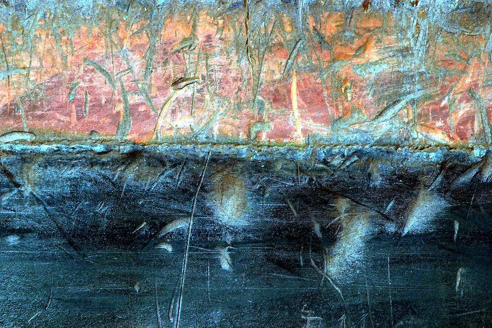 Rusty horizon by Hélène Mogensen de Monléon