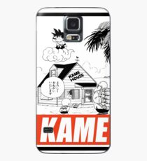 Kame House Case/Skin for Samsung Galaxy