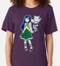Wendy and Carla Slim Fit T-Shirt