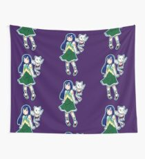 Wendy and Carla Wall Tapestry