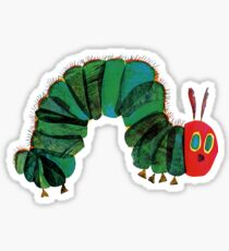 Hungry Hungry Caterpillar Sticker