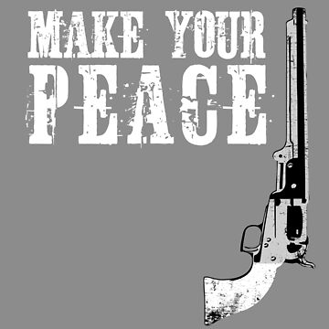 Make Your Peace by Nowhere89