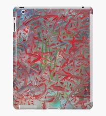 RED AUTUMN iPad Case/Skin
