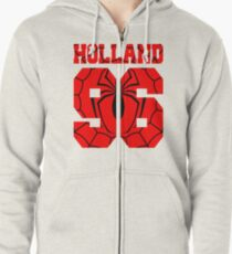 Holland (TOM HOLLAND) Zipped Hoodie