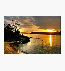 Glory - Balmoral Beach - The HDR Series Photographic Print