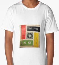 8mm Film Reel Box Long T-Shirt