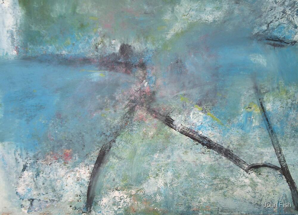 Taking Flight by John Fish