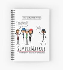 Word Squad Spiral Notebook