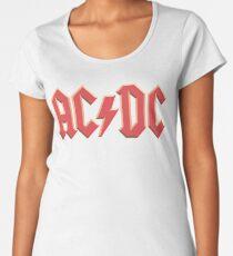 AC DC Women's Premium T-Shirt